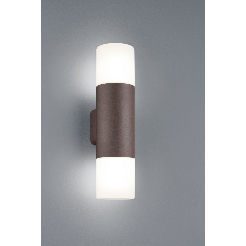 Trio 222260224 Hoosic kültéri fali lámpa