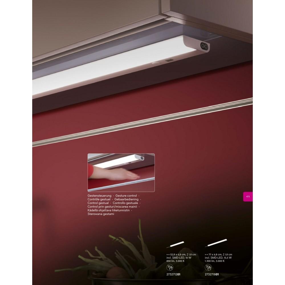 Trio 273271201 Simeo LED pultmegvilágító lámpa