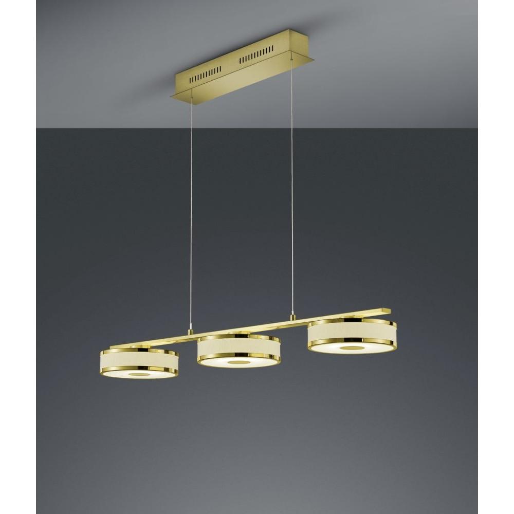 Trio 378010308 Agento LED lámpa függeszték