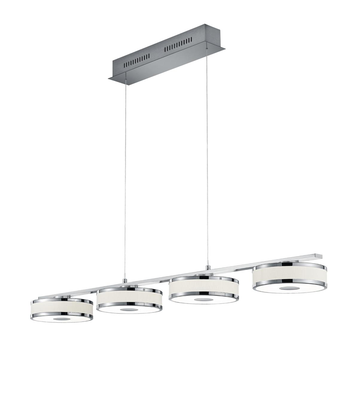 Trio 378010407 Agento LED lámpa függeszték